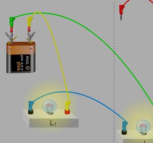 Basit bir elektrik devresi kuralım