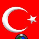 Bayrağımız Hangi renk altında hangi renkte görünür?
