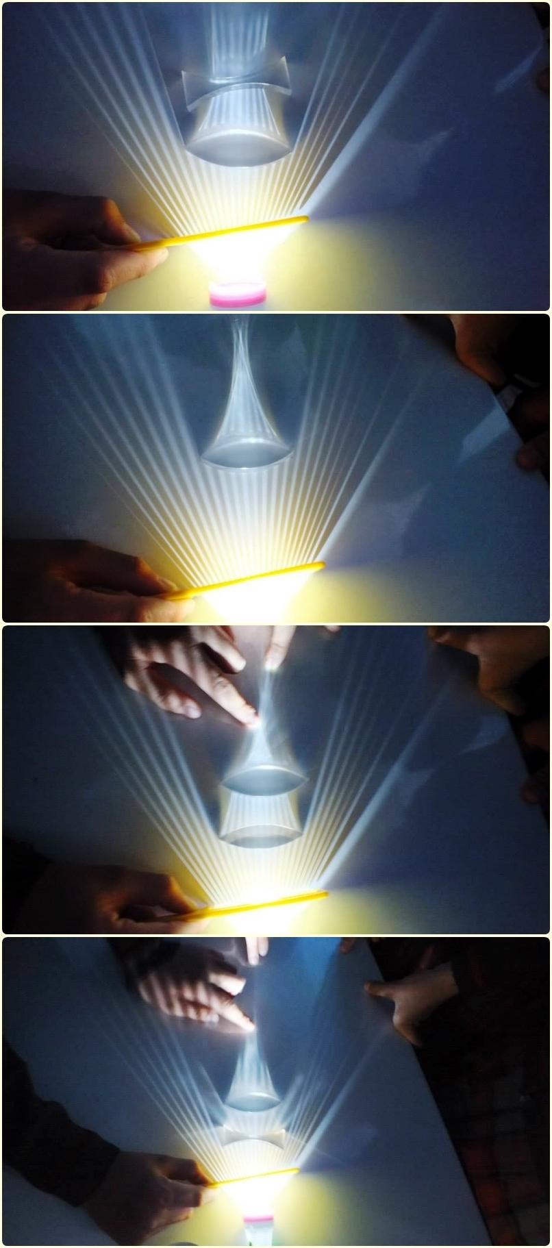 Işığın kırılması ve mercekler 2