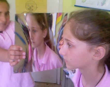 Tümsek Ayna