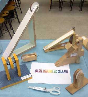 Basit Makine Örnekleri