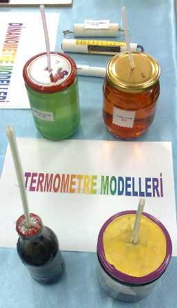 Termometre Modeli