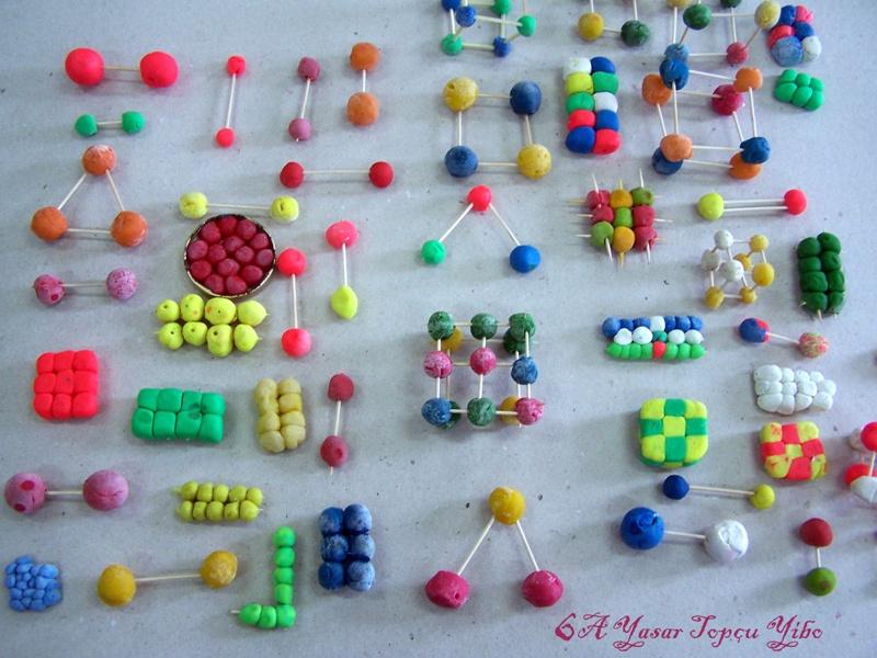 Molekül Modelleri