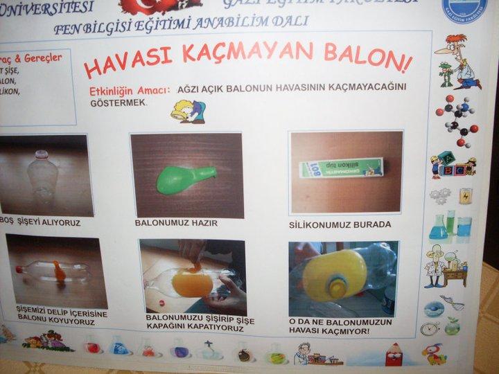 Havası Kaçmayan Balon