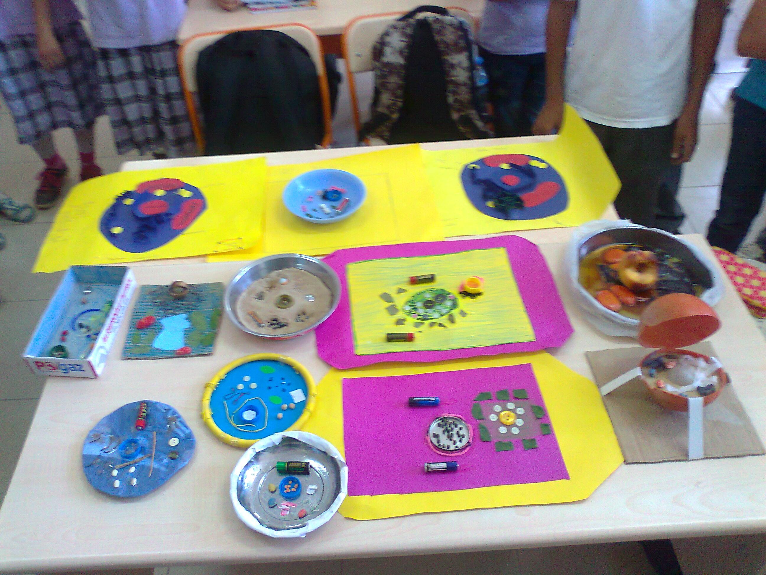 Hücre Modeli