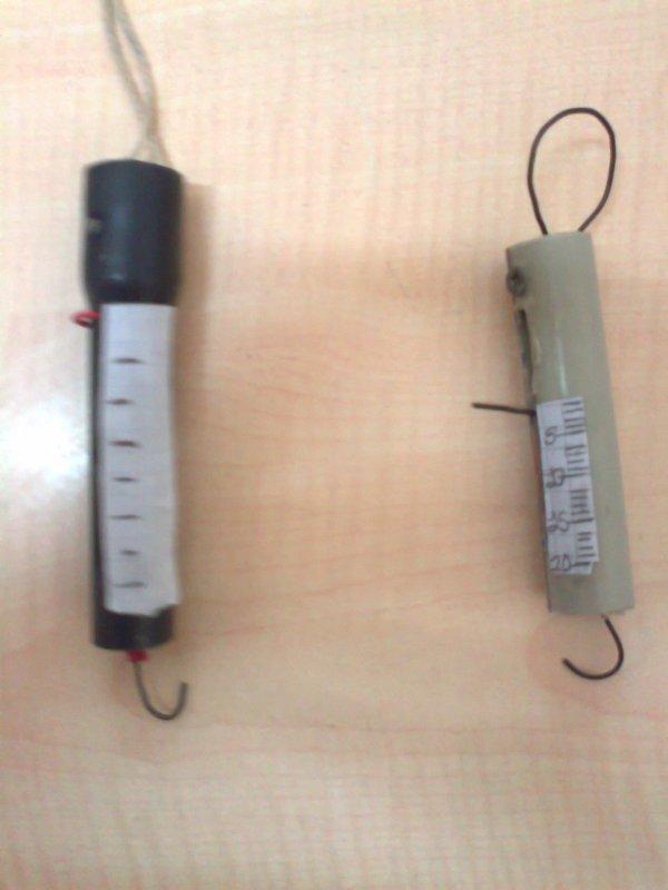 Basit Dinamometre yapımı