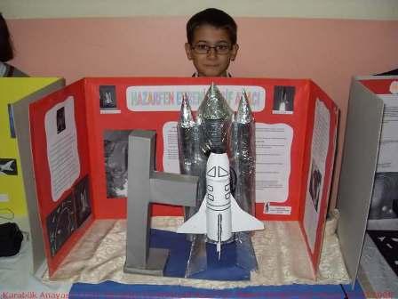 Hezarfen Uzayı Keşfet Maket Yarışması