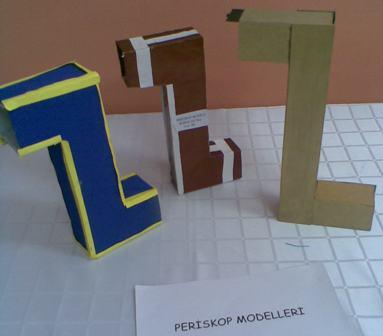 Periskop Yapımı