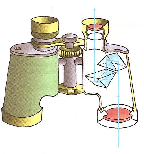Dürbünün Mercek yapısı
