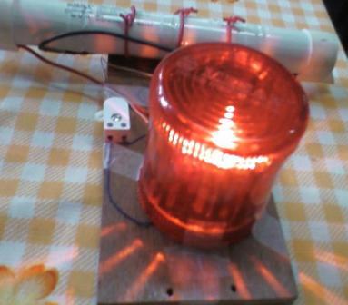 Basit Elektrik Devresi �le Abajur Yap�m�