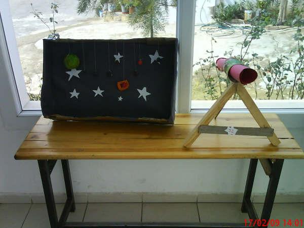 Uzay ve Astronomi Sergisi