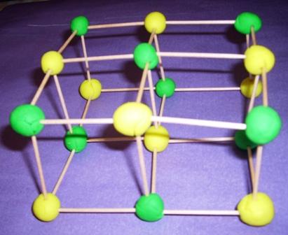 Bile�ik Molek�l Modeli