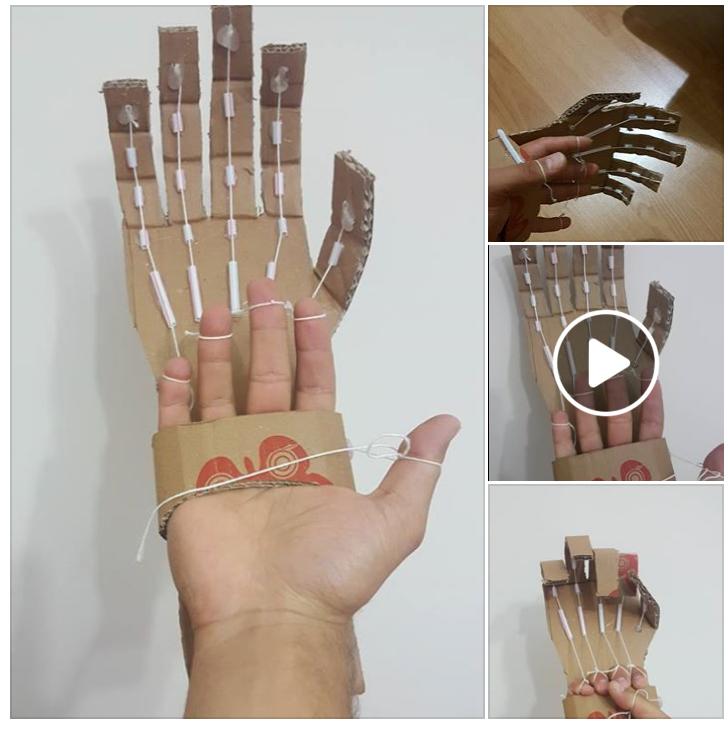 Robotik El