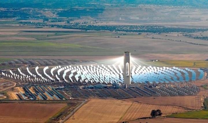 Yenilenebilir güneş enerjisi