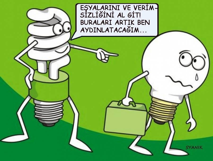 enerji tasarrafu