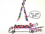 DNA Eşlenmesi- Karikatürleri 2