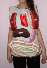 Organlarımız Kıyafeti