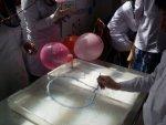 Dev baloncular oluşturma