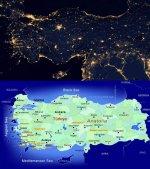 Türkiyede Işık Kirliliği