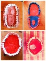 3 boyutlu Dişler