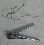 Tırnak makası çift taraflı mı yoksa tek taraflı bir kaldıraç mı?