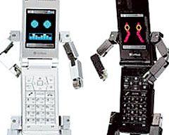 Transformers cep telefonu!