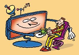 TV`den görüntülü görüşme fırsatı