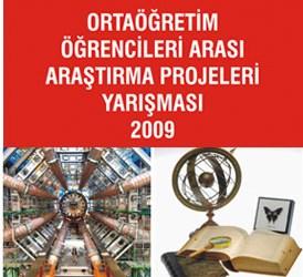 T�B�TAK Orta��retim ��rencileri Aras� Proje Yar��mas� 2009 Y�l� Ba�vuru S�reci Ba�lad�