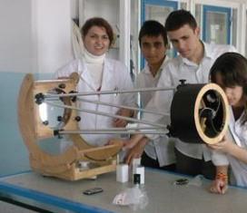 Bu Öğrenciler Teleskop İmal Ettiler