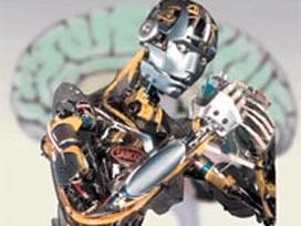 Robotların yapamadığı kalmadı
