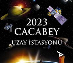 """Türksat """"2023 Cacabey Uzay İstasyonu Resim Maket Yarışması"""" başlıyor"""