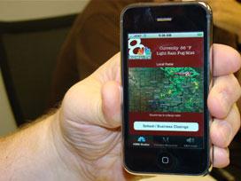 İPhone telefonlar radarı önceden uyarıyor