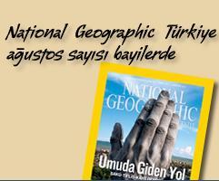 National Geographic ve National Geographic Kids Aile Paketi 12 aylık üyelik 144 TL yerine 85 TL