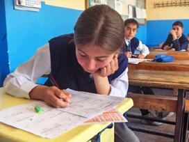 MEB ilköğretim 7. ve 8. sınıflara yönelik düzenlenen SBS başvurular, 7 Mart da başladı.