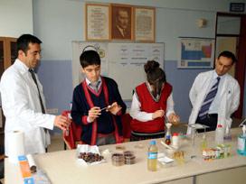 Cizreli öğrenciler Türkiye birincisi oldu