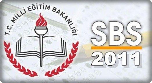8. Sınıf 2011 SBS Soru ve Cevapları