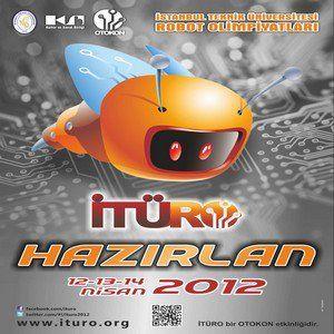 İstanbul Teknik Üniversitesi Robot Olimpiyatları 2012