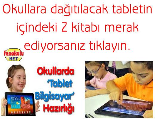 Okullara dağıtılacak tabletlerin içindeki Z kitabı merak ediyormusunuz?