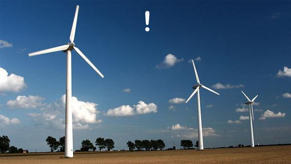 Rüzgar Türbini Isıtıyor mu?