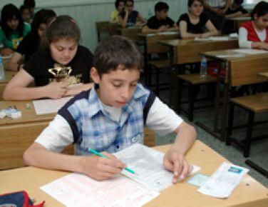 2012 SBS yerleştirme sonucu oluşan okulların taban ve tavan puanları