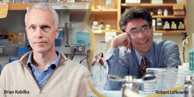 Nobel Kimya Ödülü Robert Lefkowitz ile Brian Kobilka`nın
