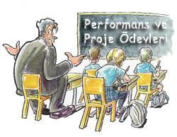 Proje ve Performans Görevleri Kalkıyor