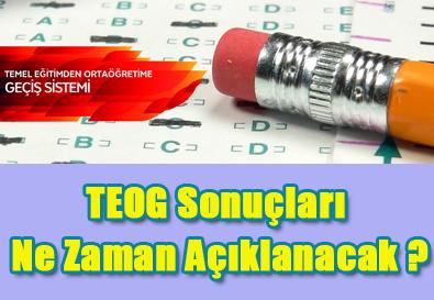 TEOG ikinci dönem ortak sınavlarının sonuçları ne zaman açıklanacak?