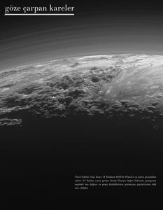Türk Astronomi Derneği Aylık Bülteni Gökyüzü, Eylül 2015 sayısı