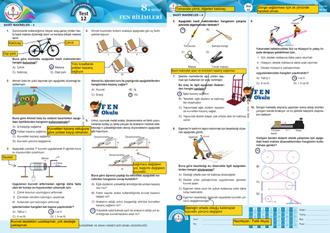 MEB Basit Makine Kazanım Testlerinin Çözümlü Cevapları
