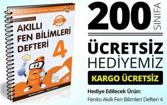 Arı yayınları 200 Köy ve Yatılı 4. Sınıfa Akıllı Defteri Ücretsiz Hediye Ediyor.