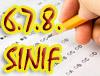 5.6.7.8. Sınıfa Ait Sınavlarda Çıkmış Sorular