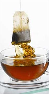 Poşet Çayın Uçurulması