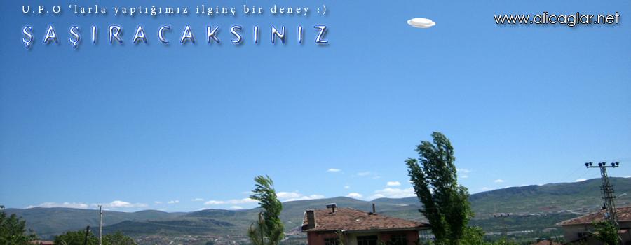 UFO deneyimiz
