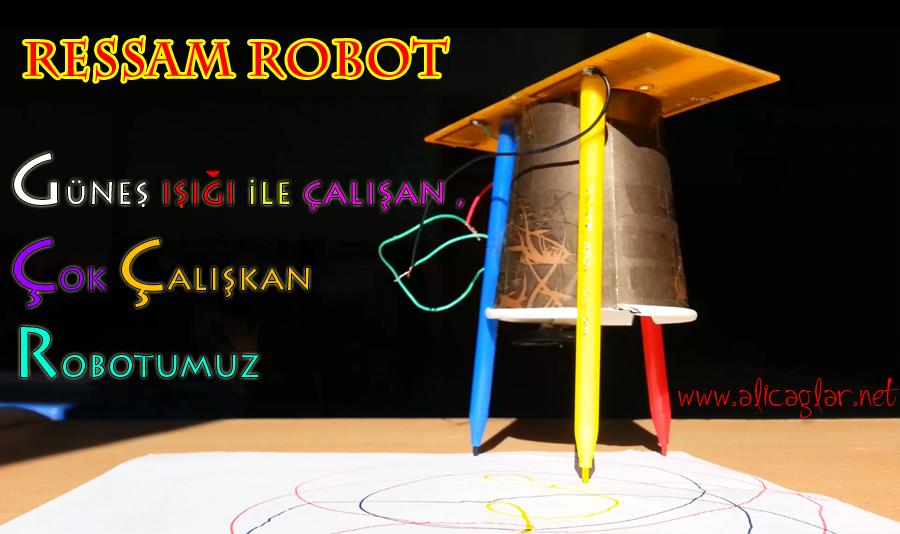Ressam Robot